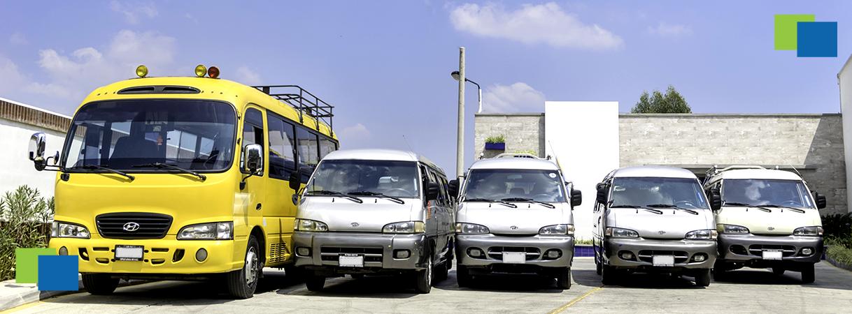 Servicio de Bus para Colegios